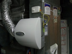Aprilaire-Humidifier-600M-Installed