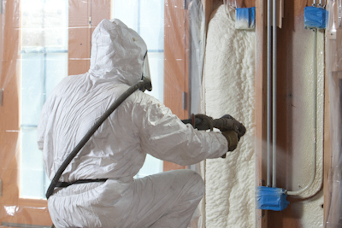 What Are The Benefits Of Spray Foam Insulation