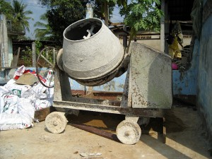 Thai_House_Cement_Mixer