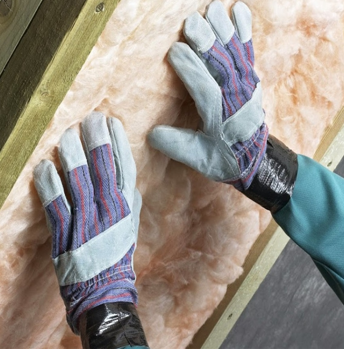 Preparation for insulation is necessary for installation