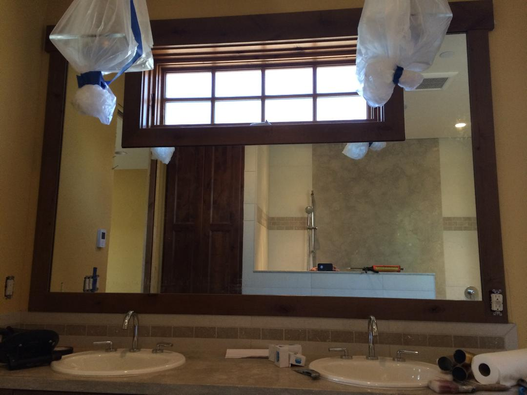 bathroom mirrors phoenix az bathroom mirrors az usi az usi building solutions 16301