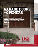Garage Doors + Openers Brochure