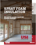 Spray Foam Insulation Brochure