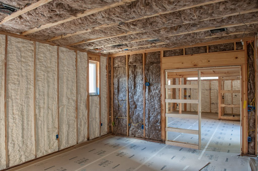 Insulation 101 Benefits Of Types And Installation Options